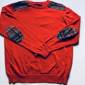 Forever 21 Patch Sweater